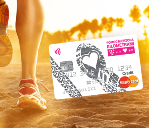 karta kredytowa mierzona kilometrami