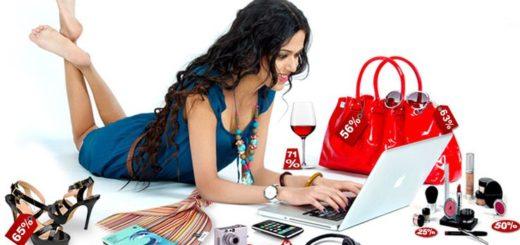 kobieta kredyt bankowy na zakupy